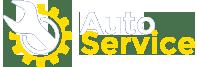 Auto Service Logo Footer
